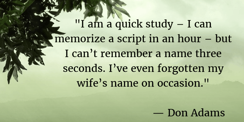 They Represent Our Identity: Quotes About Names
