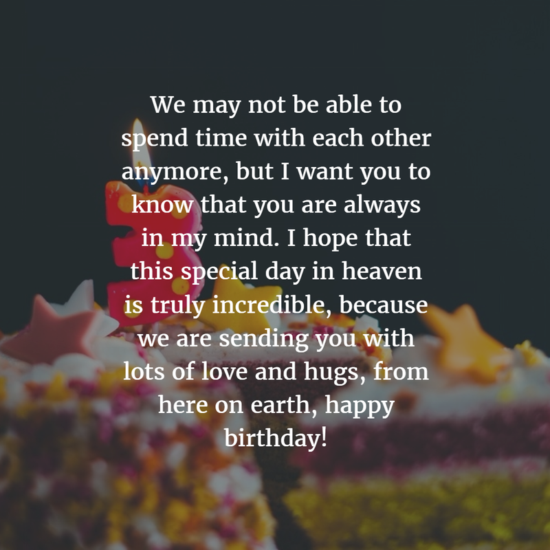Happy Birthday Death Quotes: 30 Sweet Birthday Quotes For Dead Husband