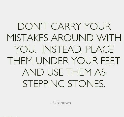 Messed Up Life Quotes: Be A Better You With These Learning From Mistakes Quotes