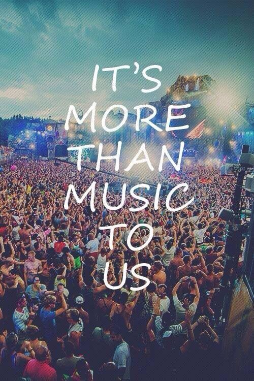 The coolest music festival quotes enkiquotes for Beautiful house music