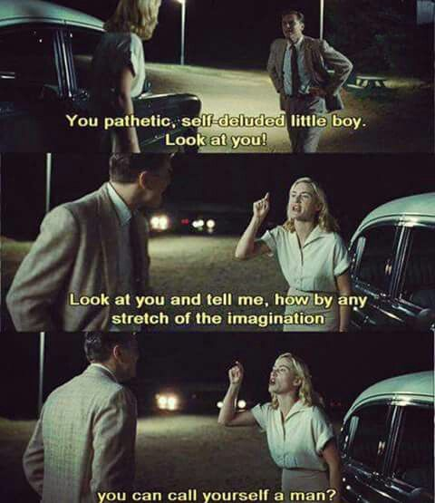 27 Emotionally Appealing Revolutionary Road Quotes ...