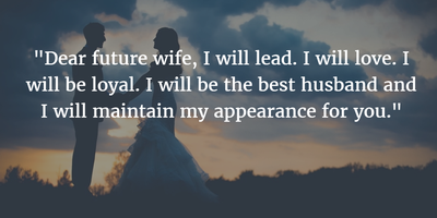 Romantic Future Wife Quotes to Your Mrs  Right - EnkiQuotes