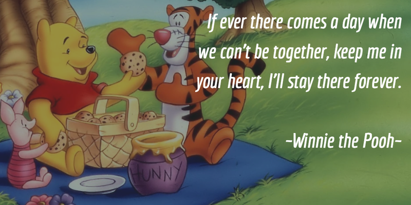 Disney Quote About Friendship Fair Thoughtprovoking Quotes About Friendship From Disney Movies