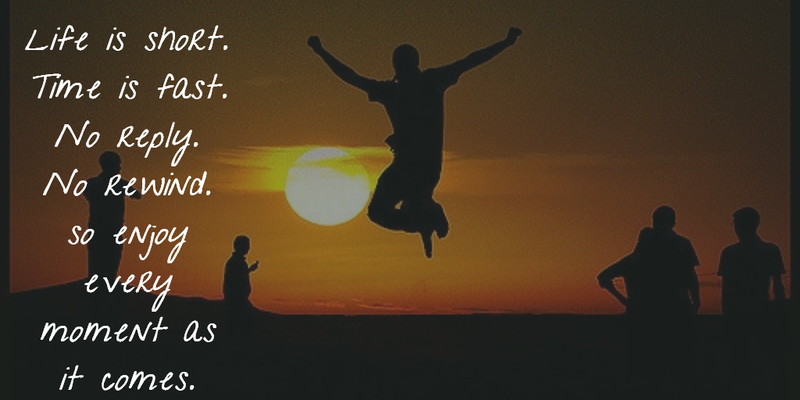 24 Quotes About Happy Moments To Appreciate Life More Enkiquotes