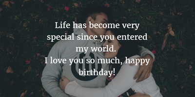26 Romantic Birthday Quotes For Boyfriend Enkiquotes