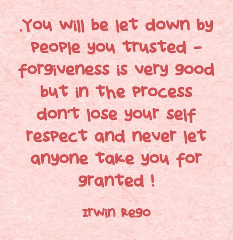 30 Best Quotes about People Letting You Down - EnkiQuotes