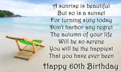 60Th Birthday Quotes | Make The Day Even More Special With These 60th Birthday Quotes