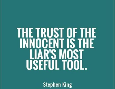 25 Best Quotes on Liars and Cheaters - EnkiQuotes