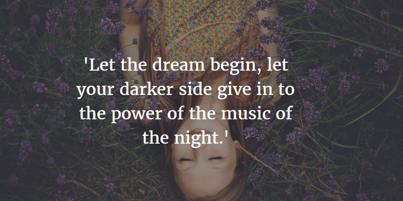 Opera Quotes Gorgeous 20 Best Quotes From The Phantom Of The Opera  Enkiquotes