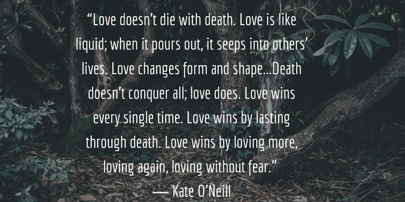 Quotes About Death And Love Fair 25 Tragic Dead Boyfriend Quotes  Enkiquotes
