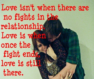 Tell You Partner These Cute Lovely Quotes After Fights Enkiquotes