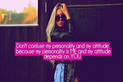 20 Girls Attitude Quotes And Sayings Enkiquotes