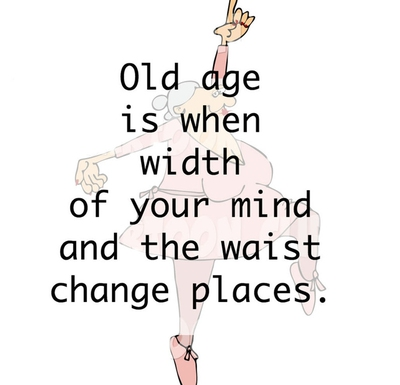 25 Witty and Funny Getting Old Quotes - EnkiQuotes