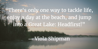 Quotes About Lakes Enjoy Its Beauty And Tranquility Enkiquotes