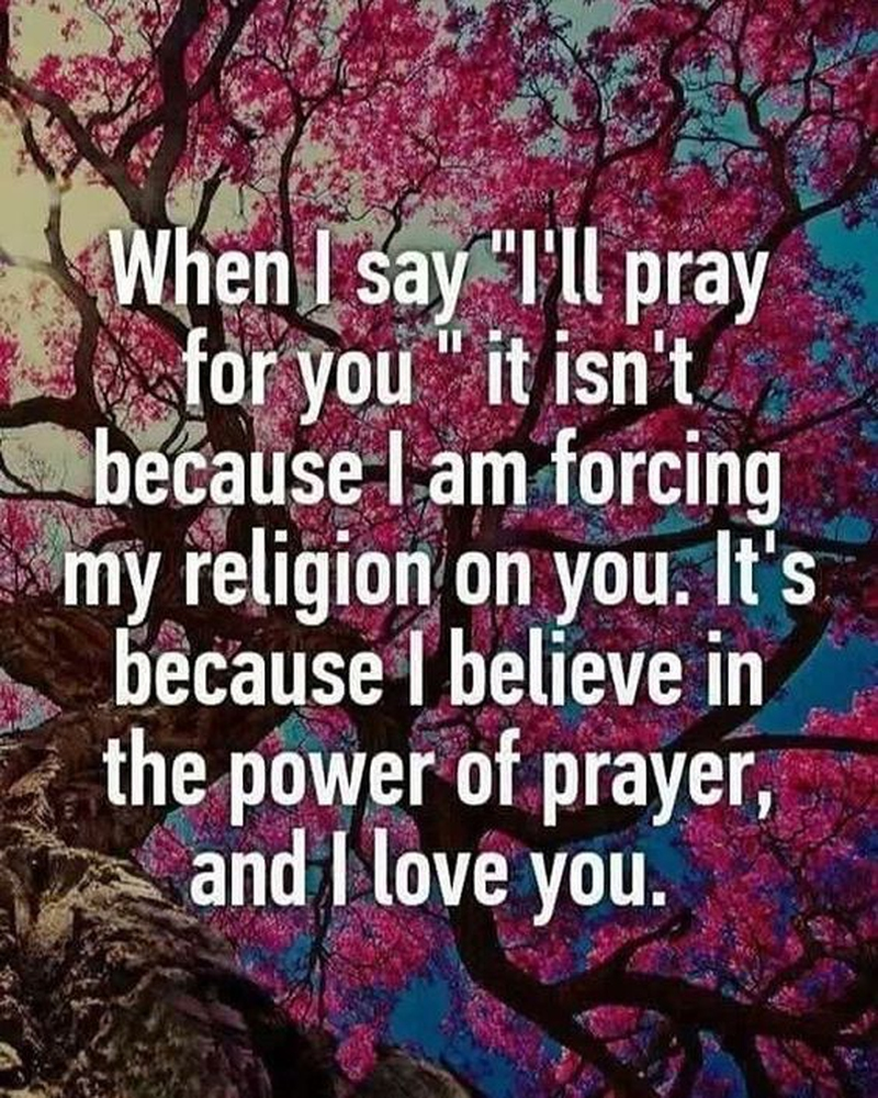 Prayer Quotes Heartwarming Prayer Quotes For A Friend  Enkiquotes