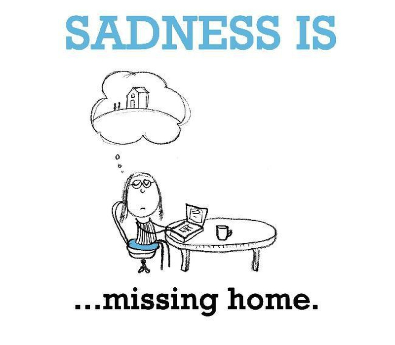 Missing Home Quotes 25 Bitter Sweet Quotes About Missing Home  Enkiquotes