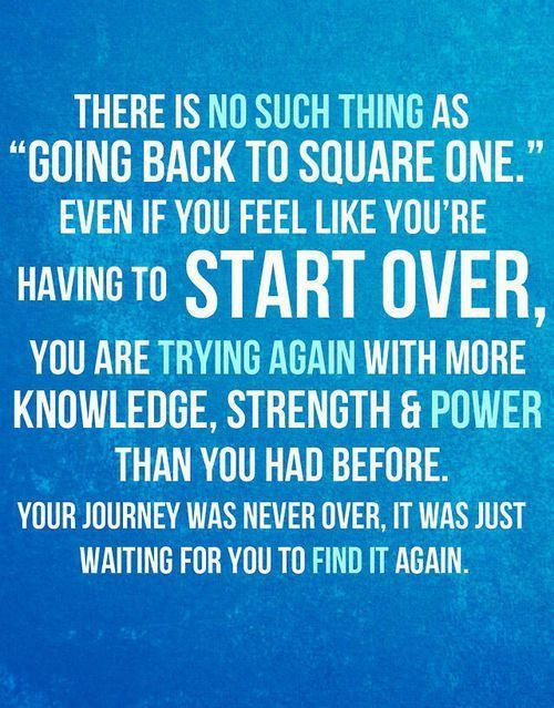 25 Encouraging Quotes About Starting Over - EnkiQuotes