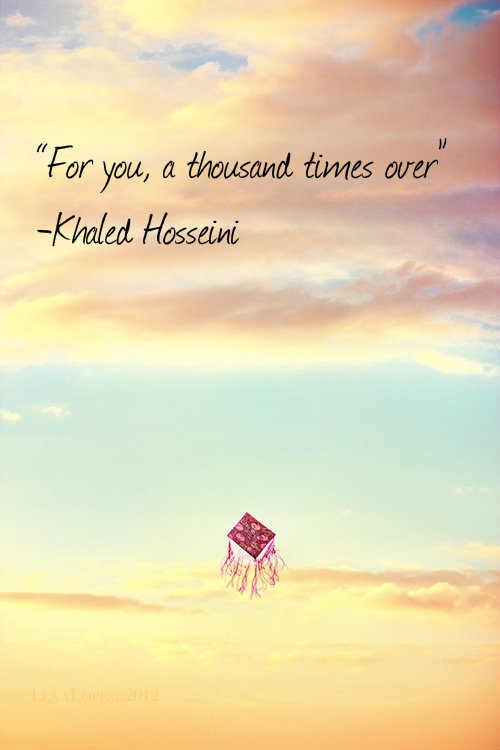 30 Best Quotes From The Kite Runner Enkiquotes