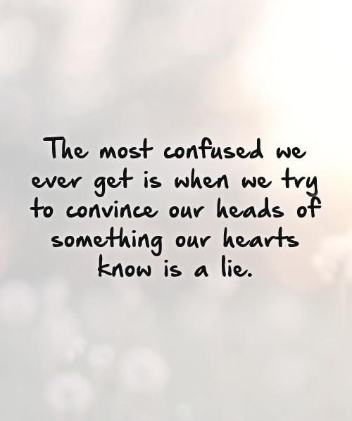 Confused About Life Quotes Inspiration 25 Quotes About Confusion In Life Love And Feelings  Enkiquotes