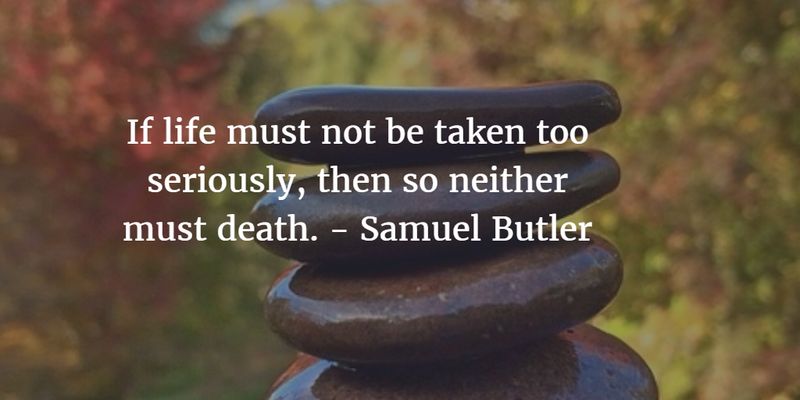 Quotes Death Amusing 26 Thought Provoking Quotes About Life And Death  Enkiquotes