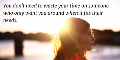 Quotes About Dont Waste Your Time On Wrong Things Or People