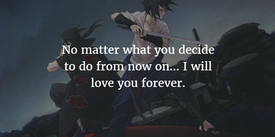 25 Best Quotes From Itachi Uchiha In Naruto Shippuden Enkiquotes