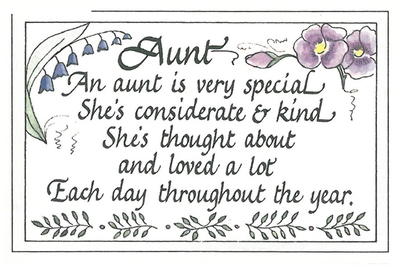 Quotes About Being An Aunt. Getting Old Birthday Quotes Best ...