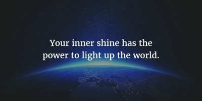 Find Strength With These Inner Shine Quotes Enkiquotes
