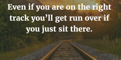 Train Track Quotes For The Free Spirited Thinker Enkiquotes
