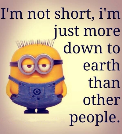Short People Quotes for Those Who Are Small but Strong ...