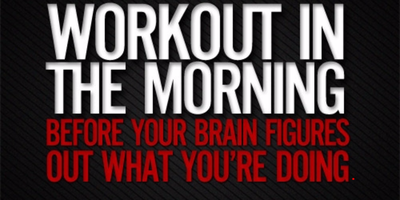Start Your Morning Workout with 25 Motivational Morning Gym ...