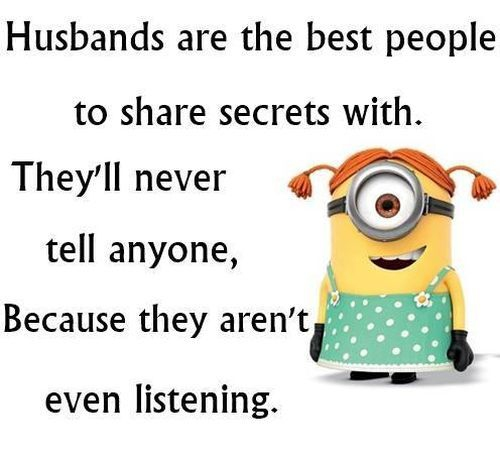 Funny Husband Quotes Funny Husband and Wife Quotes To Crack You Up   EnkiQuotes Funny Husband Quotes