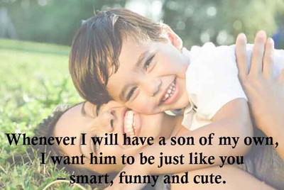 Funny And Cute Quotes About Nephews Enkiquotes