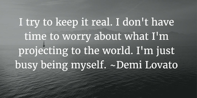 Keep It Real Quotes And The Importance Of Being Authentic Enkiquotes