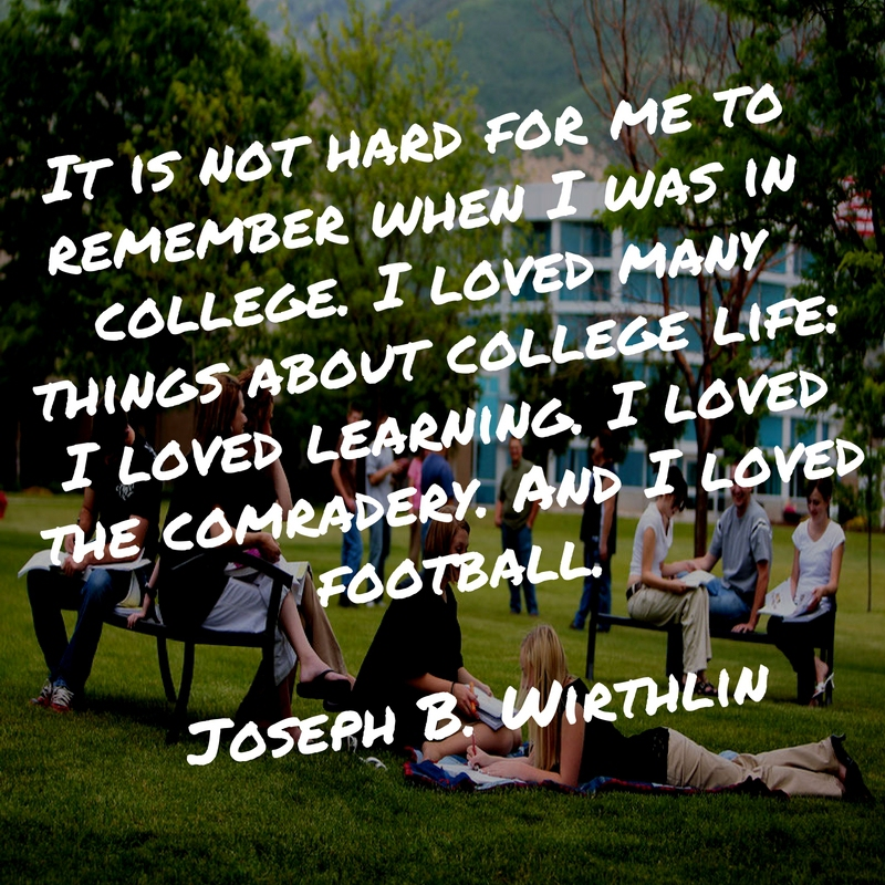 Quotes About College Life Adorable 20 College Life Quotes To Recall The Beautiful Days  Enkiquotes