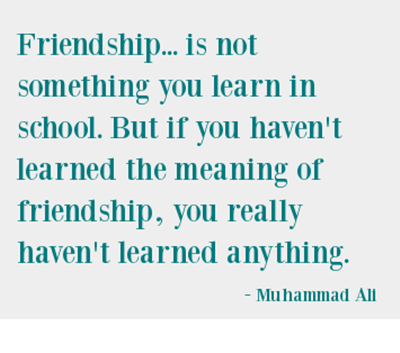 60 Great Quotes About School Friends EnkiQuotes Interesting Quotes And Sayings About Love And Life And Friendship