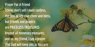 20 beautiful prayer quotes for friends enkiquotes p priceless treasure you most definitely are altavistaventures Image collections