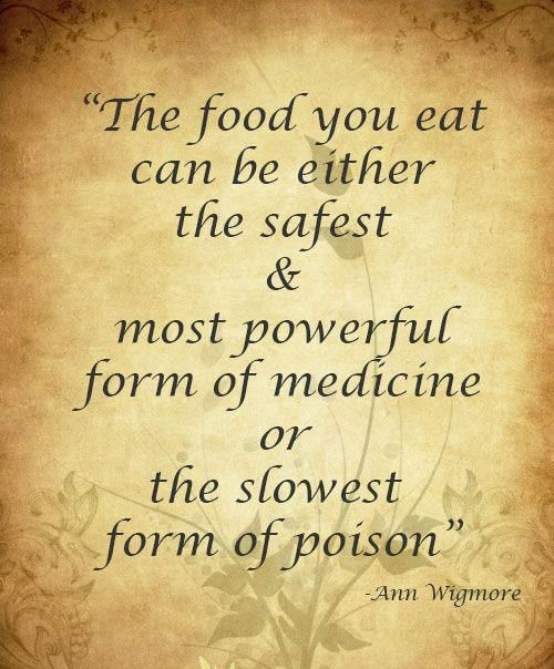Learn From You Are What You Eat Quotes For A Healthy Body Enkiquotes