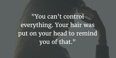 Quotes About Curly Hair That Will Curl Your Lips Into A