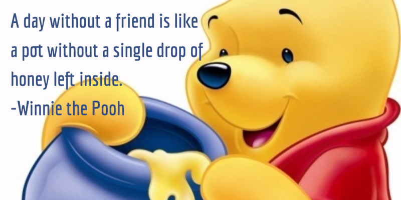 Walt Disney Quotes About Friendship Simple Thoughtprovoking Quotes About Friendship From Disney Movies