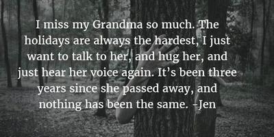 Grandma Passed Away Quotes to Honor Their Memories - EnkiQuotes