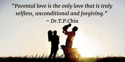 Quotes On Parents Love The Purest Love Ever Enkiquotes