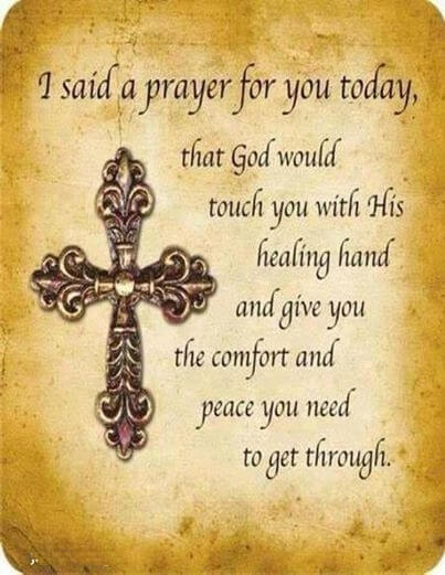 Prayers Quotes   27 Most Soothing Healing Prayers Quotes Enkiquotes