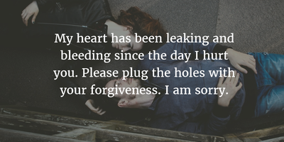 LOVE QUOTES ABOUT FORGIVENESS