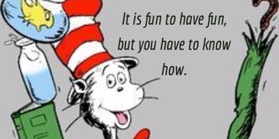 The Cat in the Hat Quotes for a Rainy Day, or Any Day ...