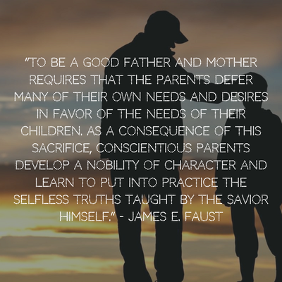 60 Good Father Quotes Learn To Be A Good Father EnkiQuotes Custom Good Father Quotes