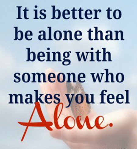 Feeling Lonely in a Relationship Quotes: Reflect on Your ...