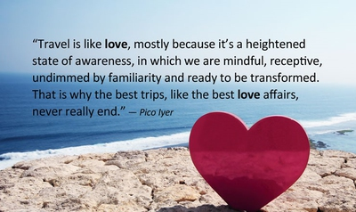 28 Quotes About Travel And Love For Travel Lovers Enkiquotes