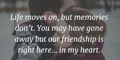 25 Quotes to Show Your Missing About Friends - EnkiQuotes