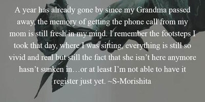 Grandma Passed Away Quotes to Honor Their Memories - EnkiQuotes
